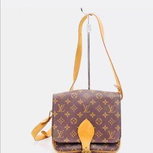 Authentic Louis Vuitton Cartoucheire Shoulder Bag
